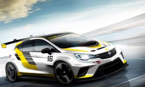 Opel: Νέο Αγωνιστικό Astra ενισχύει το Customer Racing