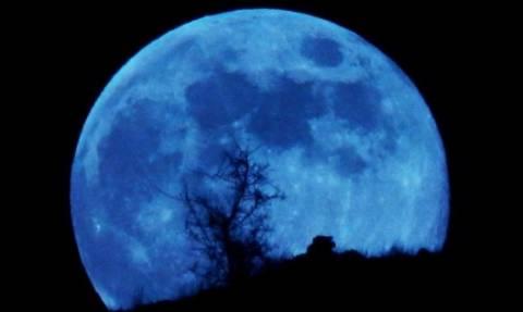 Μπλε φεγγάρι: Όλα όσα δεν γνωρίζατε για το σπάνιο φαινόμενο του «Blue moon»