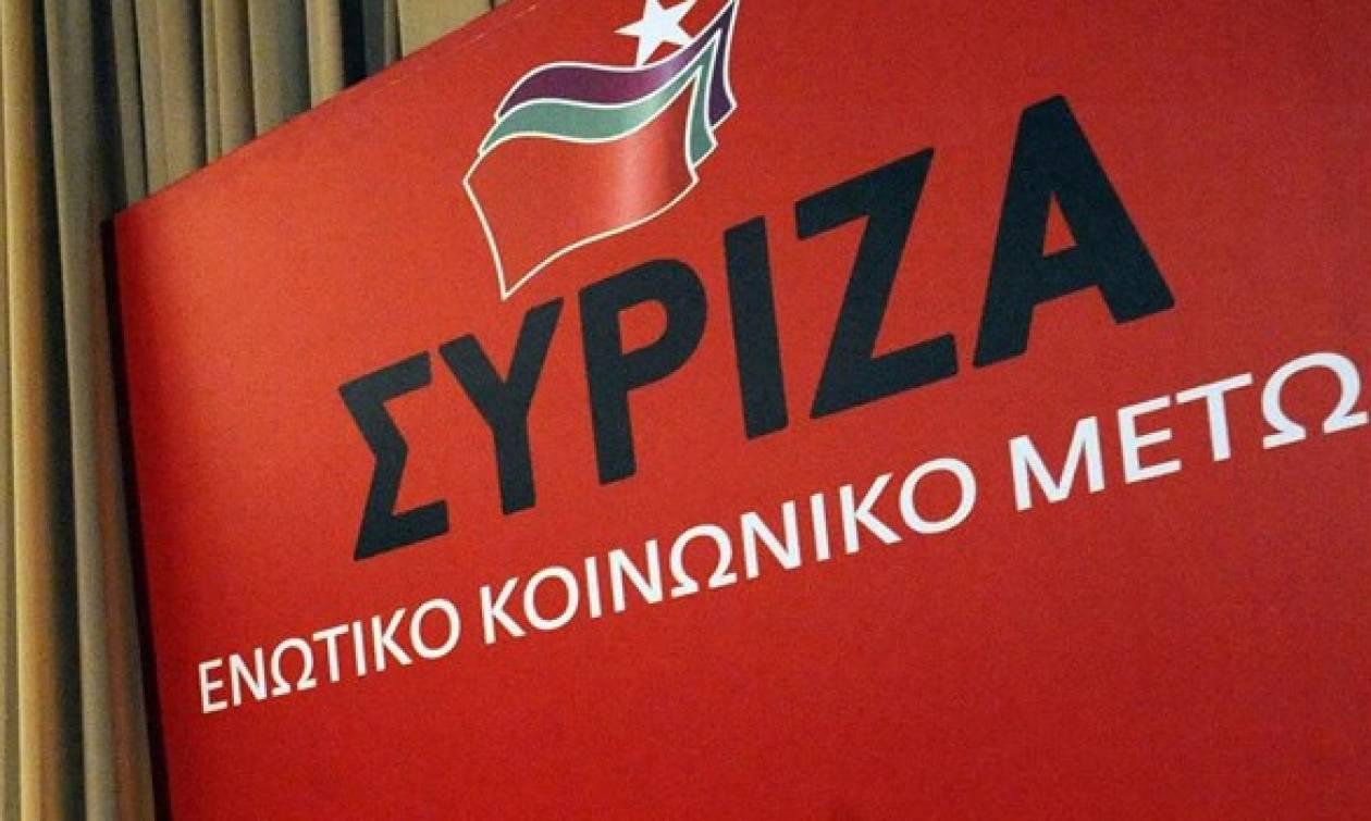 Ψήφισμα της ΚΕ του ΣΥΡΙΖΑ κατά της στοχοποίησης στελεχών από τα συστημικά ΜΜΕ