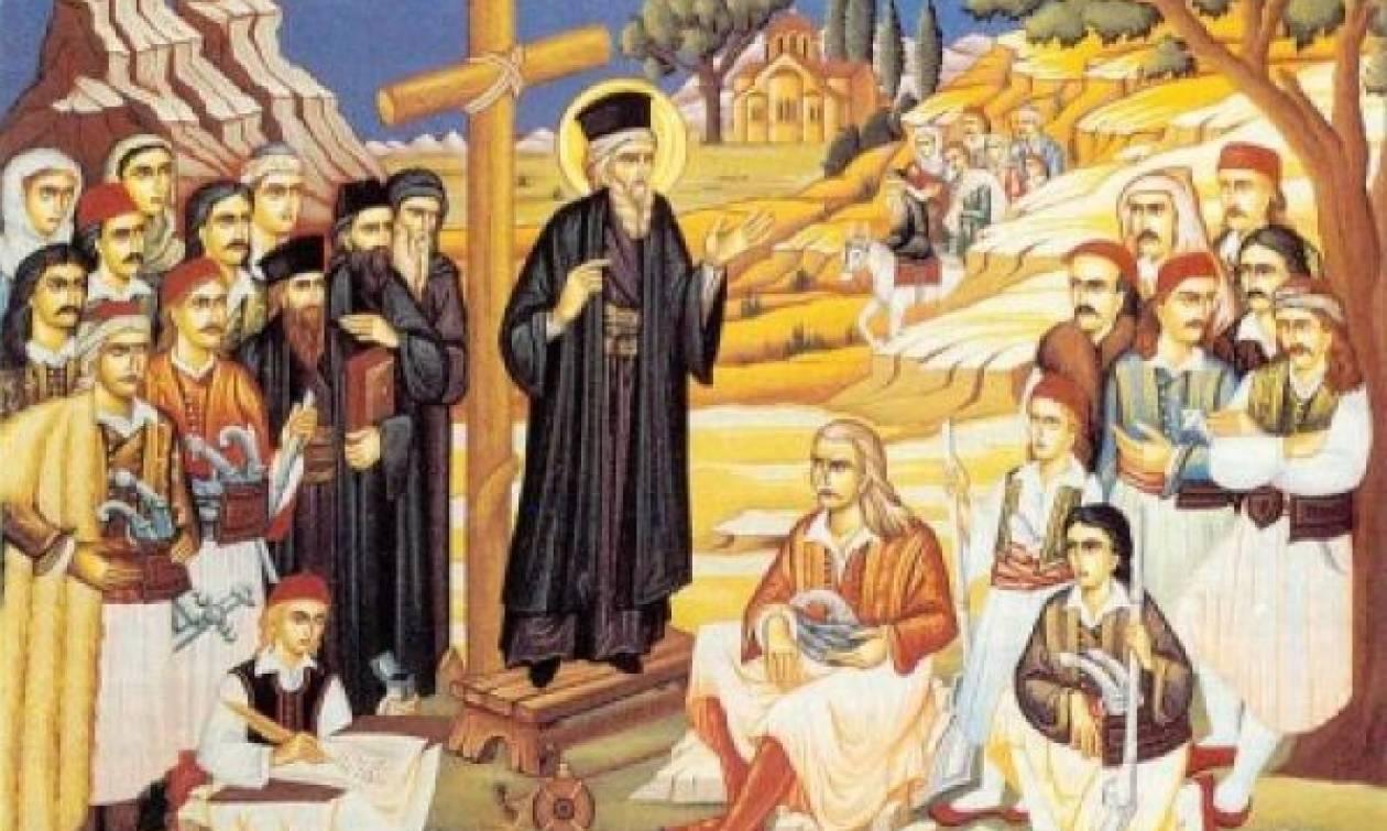 Μία ανέκδοτη προφητεία του Αγίου Κοσμά του Αιτωλού
