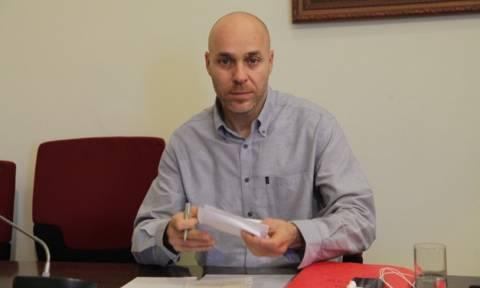Αμυράς: Να διερευνηθεί από την Εξεταστική και η εξάμηνη διαπραγμάτευση για το Μνημόνιο