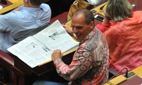Γκαλμπρέιθ – Spiegel: Ο Βαρουφάκης τα έδωσε όλα για έναν συμβιβασμό