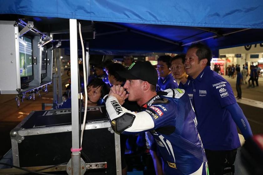 Yamaha: Θρίαμβος στον 8άωρο αγώνα τις Suzuka (photos)