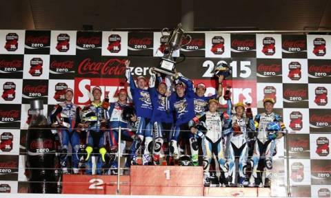 Παγκ.Πρωτάθλημα Αντοχής: Νίκη της Yamaha στον 8άωρο αγώνα τις Suzuka (photos)