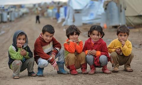 Παγκόσμιο Επισιτιστικό Πρόγραμμα: Στο μισό η επισιτιστική βοήθεια στους Σύρους πρόσφυγες