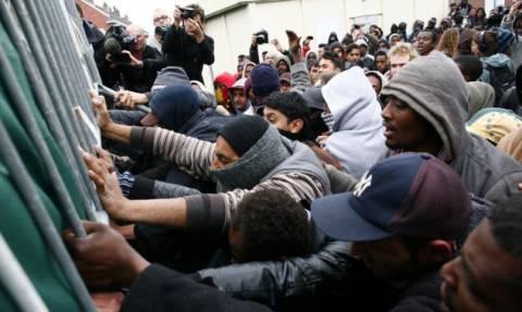 Ευρωβαρόμετρο: Οι μετανάστες είναι η βασική ανησυχία των Ευρωπαίων