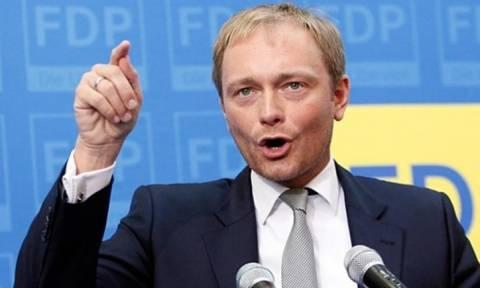 Υπέρ του σχεδίου Σόιμπλε για έξοδο χωρών από το ευρώ οι Γερμανοί Φιλελεύθεροι