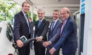 BMW Group Ο πρώτος σταθμός υδρογόνου με δύο τεχνολογίες ανεφοδιασμού