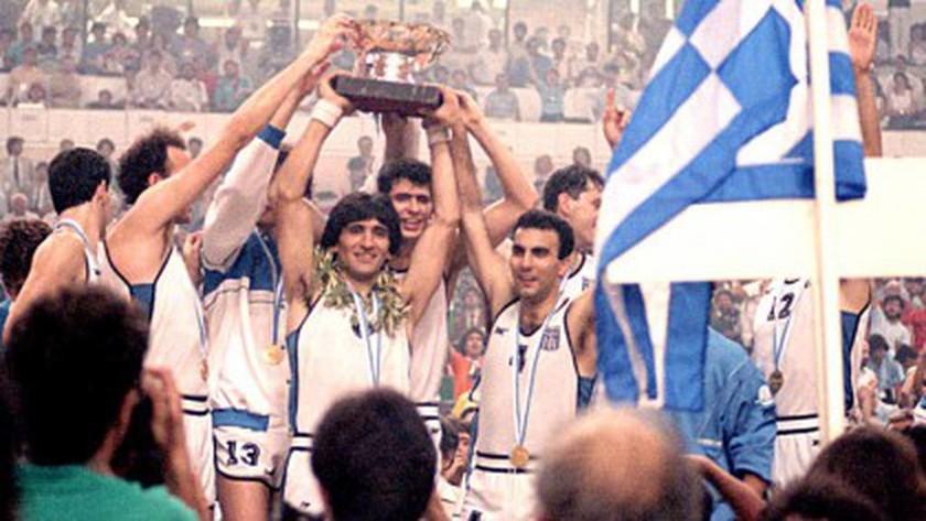Οι ήρωες της Εθνικής Ομάδας μπάσκετ