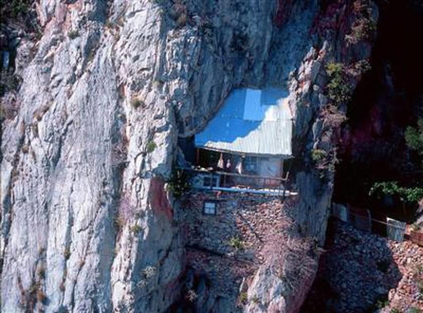 Φωτογραφικό αφιέρωμα από το Άγιο Όρος
