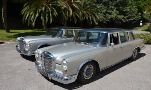 Κλασσικό Αυτοκίνητο: Σε Έλληνα συλλέκτη πωλήθηκαν οι Mercedes της Κάλλας (photos)