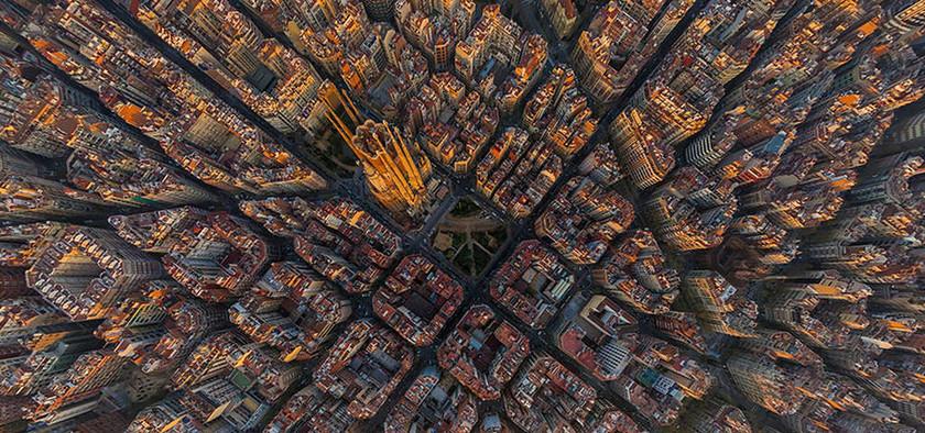 O κόσμος από ψηλά... (photos)