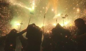 Τι γιορτάζουν στη Βαρκελώνη τον Σεπτέμβριο (video)