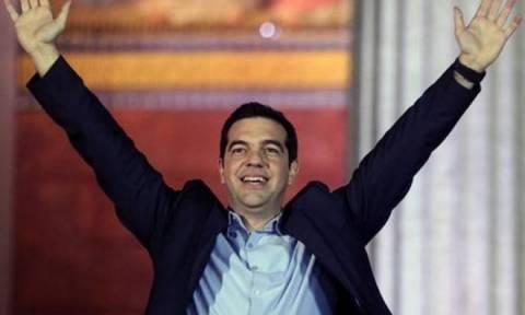Τσίπρας: Συγχαρητήρια σε Εθνική και Χαραλαμπόπουλο