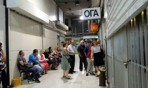 Καταβάλλονται σήμερα (3/8) οι συντάξεις ΟΓΑ και ΟΑΕΕ