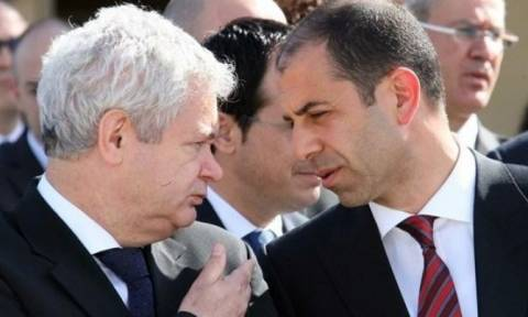 Κυπριακό: Μαυρογιάννης και Ναμί συνεχίζουν τις συνομιλίες