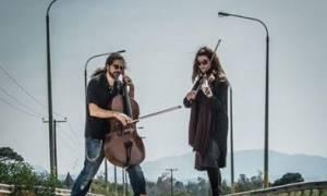 Συναυλία των String Demons στο Μουσείο Μαρμαροτεχνίας Τήνου