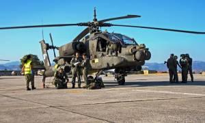 Συνεκπαίδευση 1ης ταξιαρχίας με την Πολεμική Αεροπορία του Ισραήλ (pics)