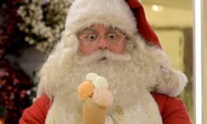 Χριστούγεννα στην καρδιά του θέρους; Κι όμως γίνεται! (video & pics)