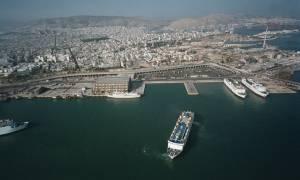 Τροχαίο στο λιμάνι του Πειραιά