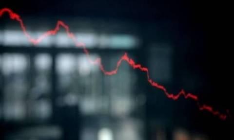 Με απώλειες έως 5% συνεχίζεται η πτώση στο Χρηματιστήριο