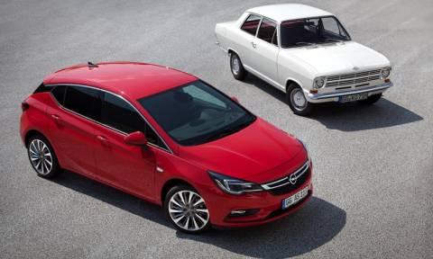 Κλασσικό Αυτοκίνητο: Το Opel Kadett B γιόρτασε τα 50 χρόνια του (photos)
