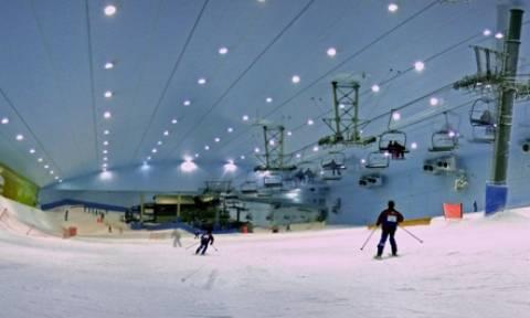 Ντουμπάι: Στα σκαριά χιονοδρομικό – πολυκατοικία