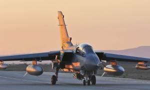 Στην Κύπρο θα παραμείνουν  τα βρετανικά Tornado