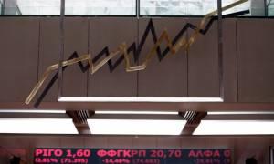 Χρηματιστήριο Αθηνών: Έκλεισε με πτώση 1,22%