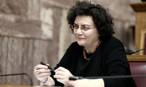 Ψήφισμα στήριξης της ΚΕ του ΣΥΡΙΖΑ στη Ν. Βαλαβάνη