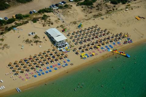 Εκπληκτικοί Αμμόλοφοι - Θυμίζουν Καραϊβική, αλλά είναι στην Ελλάδα