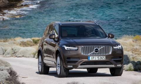 Volvo: Το Νέο XC90 ξεπέρασε τις 50.000 παραγγελίες