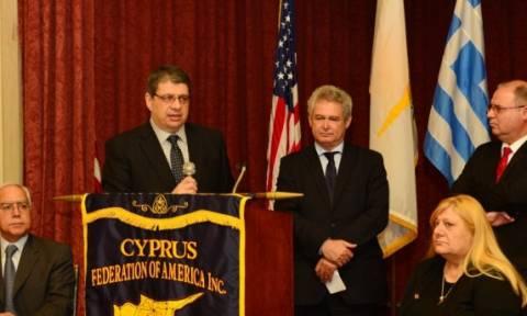 Το 18ο Παγκόσμιο Συνέδριο Αποδήμων Κυπρίων στη Λευκωσία