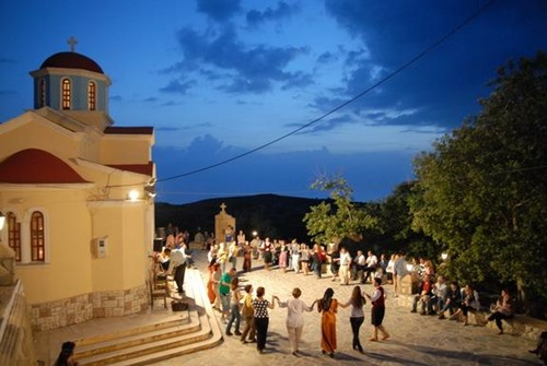 Πανηγύρι του Αγίου Παντελεήμονα στο Όθος