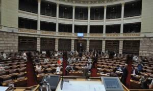 Βουλή: Άρση ασυλίας για Γιόγιακα και Κασιδιάρη αποφάσισε κατά πλειοψηφία η Ολομέλεια