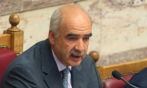 Μεϊμαράκης σε εκπροσώπους ΓΣΕΕ: Η ΝΔ δεν πρόκειται να ακολουθήσει τον δρόμο του λαϊκισμού