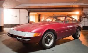 Κλασσικό Αυτοκίνητο: Ferrari 365 GTB / 4 Daytona ένας ξαφνικός έρωτας (photos)