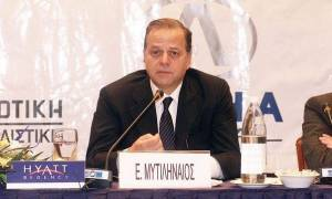 Μυτιληναίος: Δεν μας επηρεάζουν τα capital controls