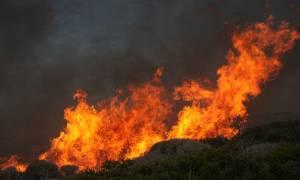 Φωτιές και κακοκαιρία στην νότια Ηλεία