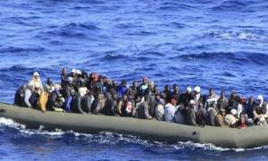 Ναυάγιο στη Μεσόγειο: Είκοσι πέντε μετανάστες ανασύρθηκαν νεκροί