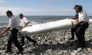 Ταυτοποιήθηκαν τα συντρίμμια - Ανήκουν στην εξαφανισμένη πτήση MH370
