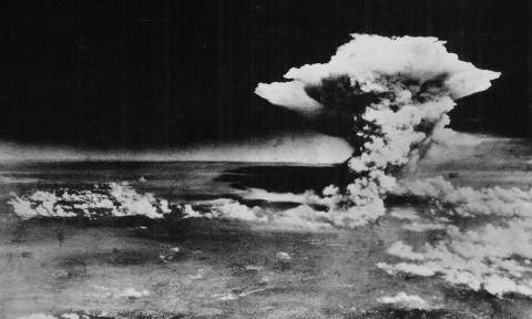 Σαν σήμερα το 1945 το βομβαρδιστικό Enola Gay ρίχνει την πρώτη ατομική βόμβα στη Χιροσίμα