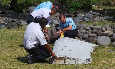Τα συντρίμμια που βρέθηκαν στο Ρεϊνιόν ανήκουν στην πτήση MH370