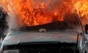 Πρέβεζα: Παρανάλωμα του πυρός έγινε αυτοκίνητο αξιωματικού της ΕΛΑΣ