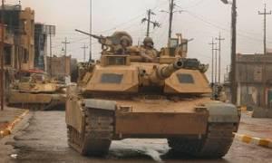 Αίγυπτος: Παρέλαβε 5 αμερικανικά άρματα μάχης Abrams