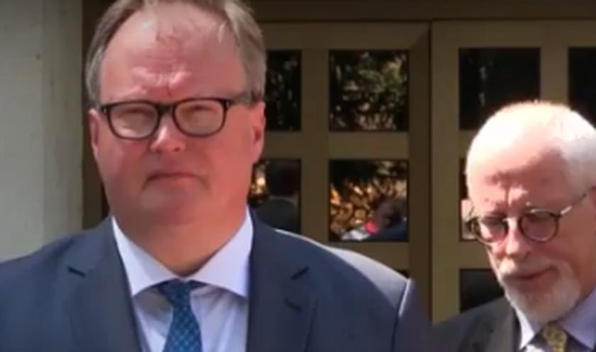 Ανθελληνικές δηλώσεις Ολλανδού βουλευτή στα Σκόπια (video)