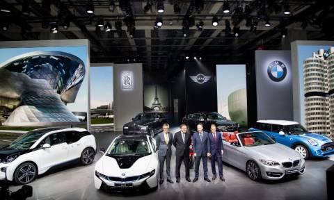 BMW Group: Σε σταθερά ανοδική πορεία