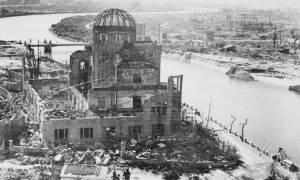 Χιροσίμα: Η πρώτη πράξη του τελευταίου επεισοδίου του Β' Παγκοσμίου Πολέμου (photos)