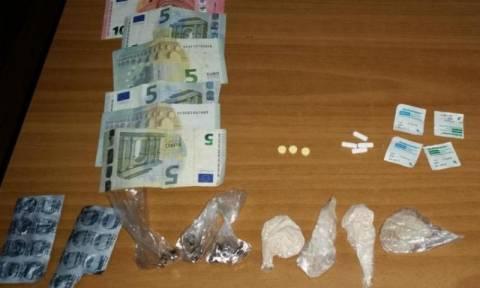 Αλεξανδρούπολη: Συνελήφθη 41χρονος με ναρκωτικά στην κατοχή του