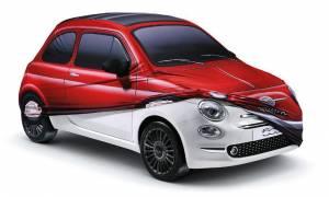 Fiat: Η Mopar κάνει το νέο 500 μοναδικό